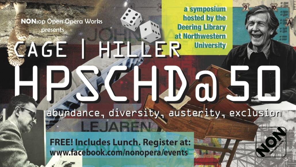 HPSCHD@50 Symposium