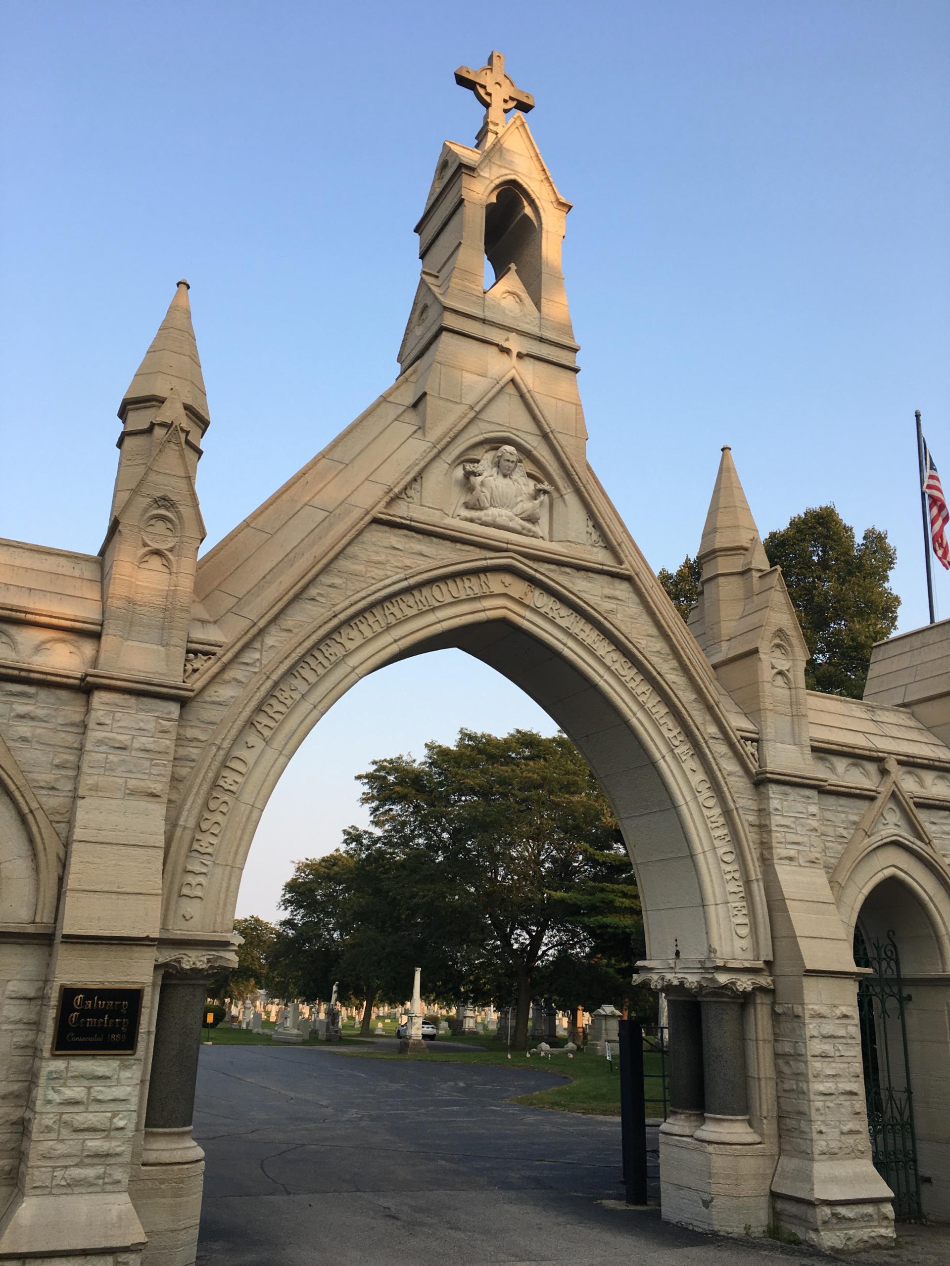 Calvery Cemetery