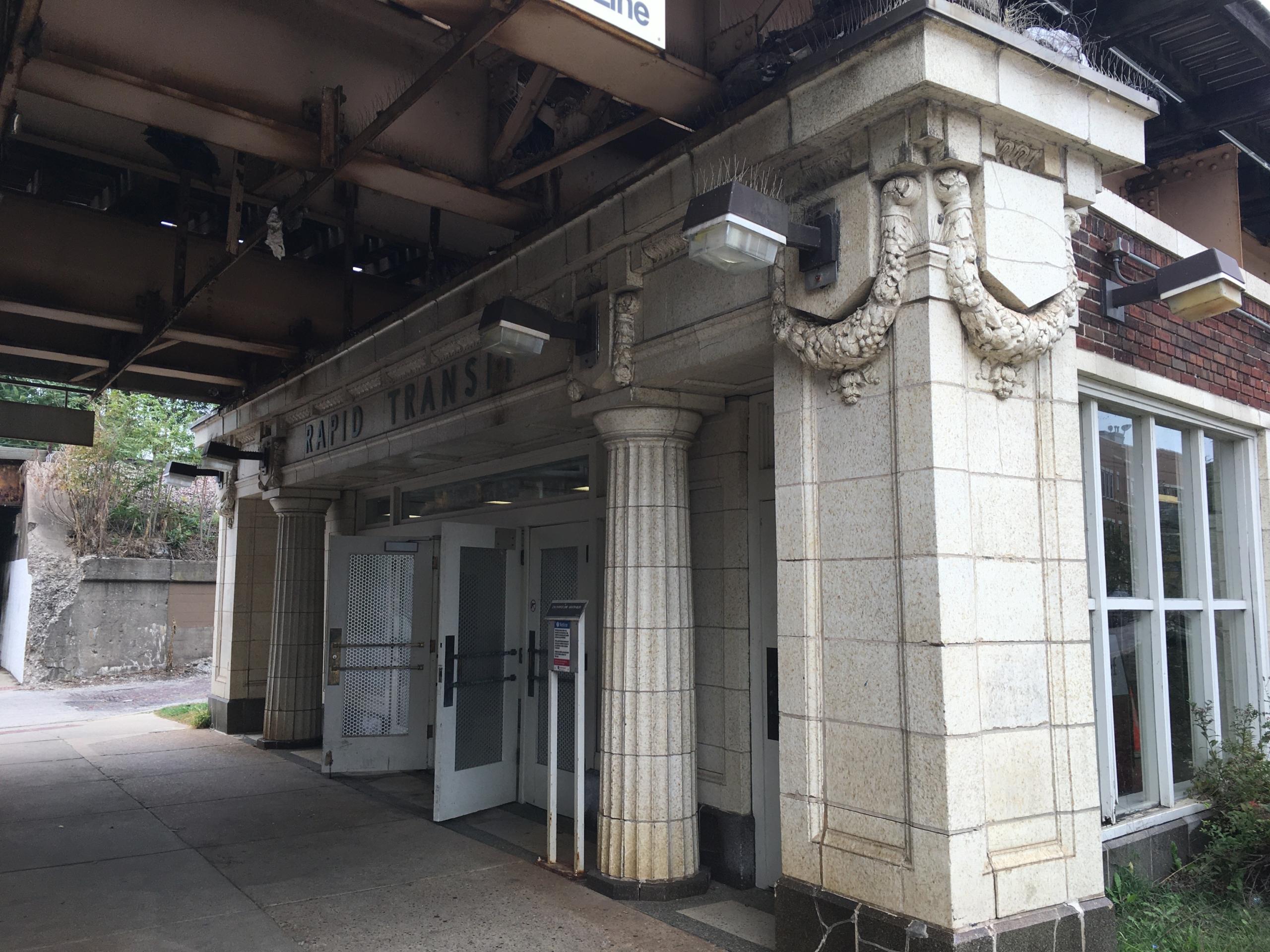 South Blvd Station